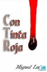con tinta roja